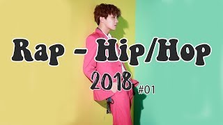 K-HipHop Rap 2018 Mix #01