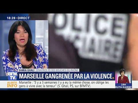 """Ghali: """"Marseille est une ville abandonnée"""""""