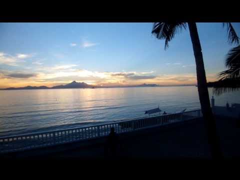 Biri Island Sunset Video