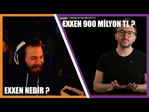 Elraenn - Murat Soner EXXEN ELEŞTİRİSİ İzliyor (900 Milyon TL ?)