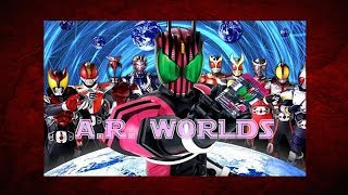 Decade Lore: Kamen Rider A.R. Worlds Explained (feat. Lambo Calrissian) | TOKUTHOLOGY