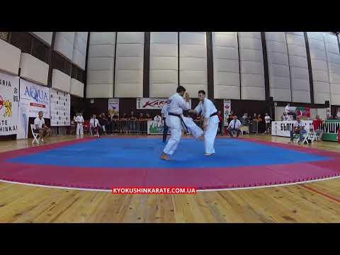 -70, 1/4 Tom Soulliere (France) - Nikita Zherdiev (Poland, aka) - The 32nd European Championship