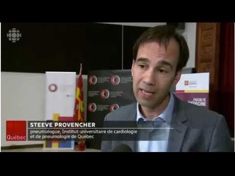Hypertension artérielle pulmonaire : une nouvelle étude..
