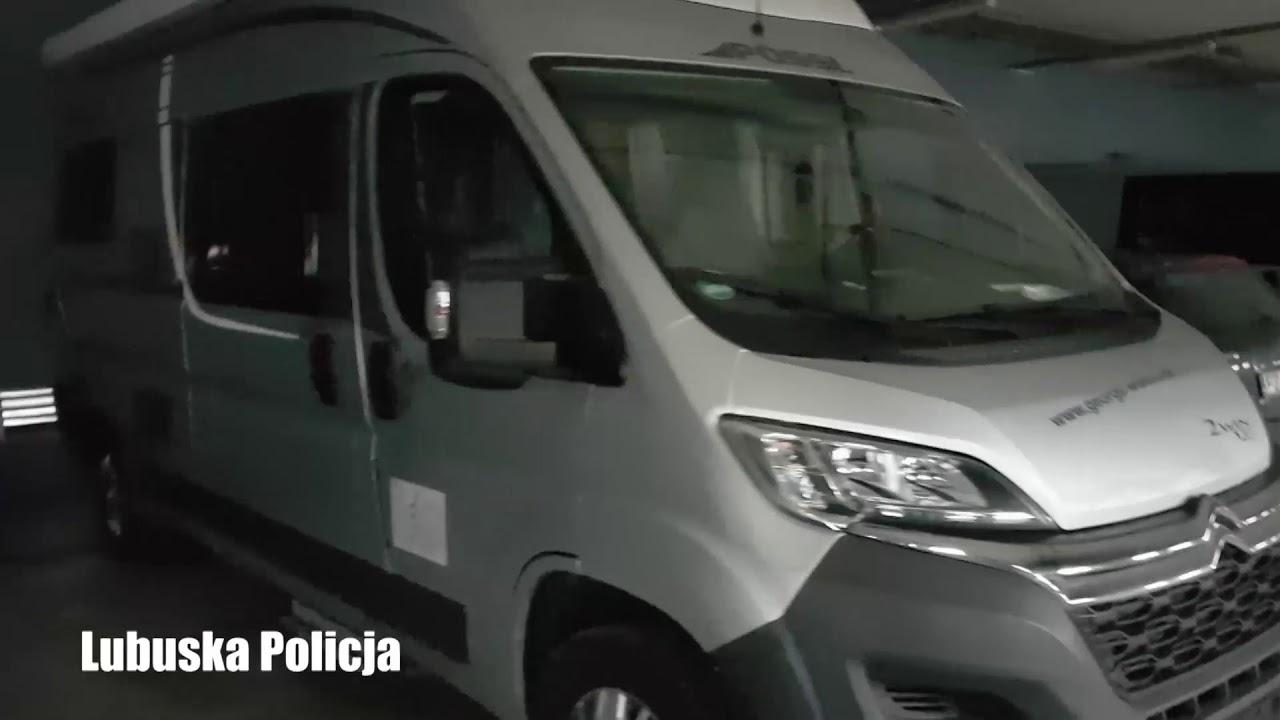 Policjanci drogówki odzyskali wartego 200 tys. zł Jumpera