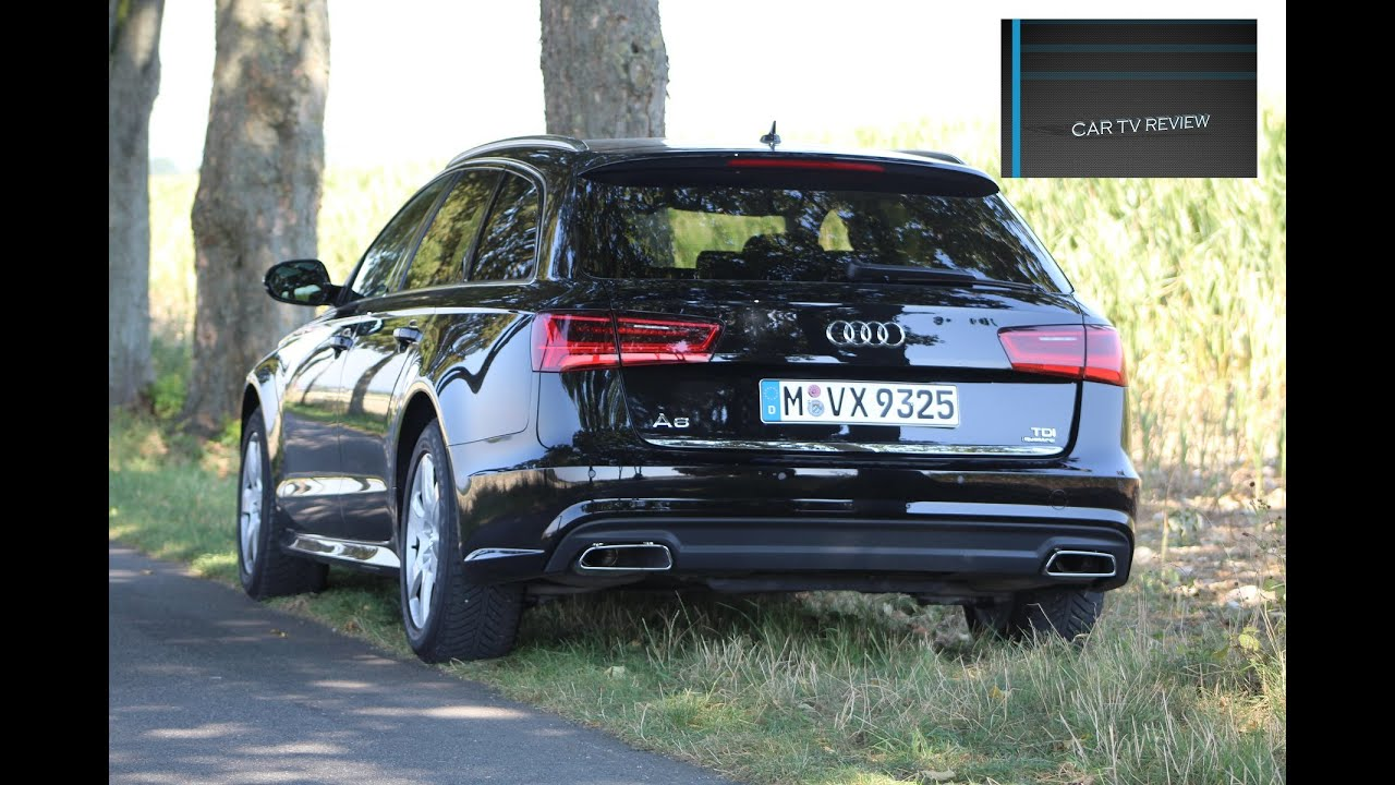 audi a6 avant quattro 2 0 tdi 2016 detailed review