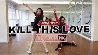 BLACKPINK - 'Kill This Love' | DANCE FITNESS | ZUMBA | Choreography by ZIN Satrio