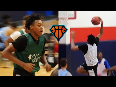 6'7 Scottie Barnes Is The Most VERSATILE Freshman In The Country!! | BOTBFL Showcase Highlights