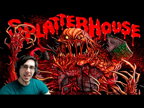 Splatterhouse 3D Gold Edition - игра-мечта