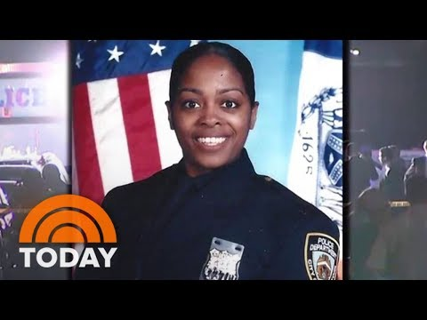 Unprovoked Killing Of NYC Police Officer: New Details Emerge | TODAY