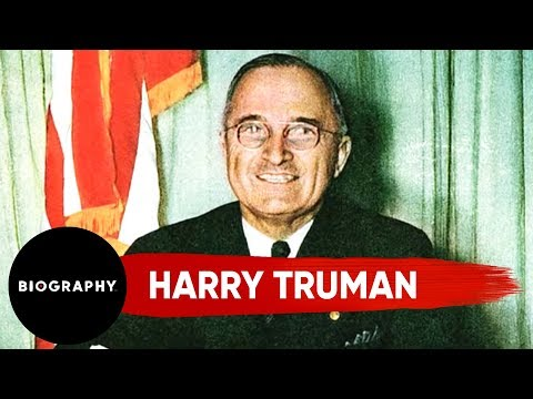 Mini Bio: Harry Truman