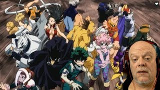 REACTION VIDEOS  quot;MHA 53quot;  UA vs EVERYBODY  REVIEW amp; REDIRECT