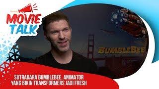 Wawancara Eksklusif Travis Knight, Sutradara BUMBLEBEE yang Tenar Lewat Animasi Stop Motion