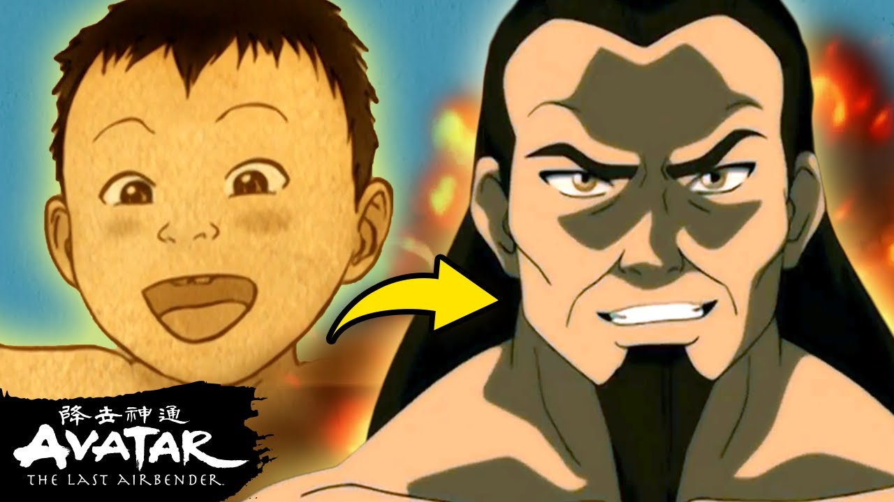 Download Avatar Characters as Kids vs. Adults! 👶🤯 | Avatar: The Last Airbender
