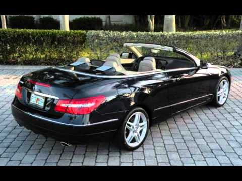 2011 mercedes benz e350 convertible ft myers fl for sale in fort myers fl youtube. Black Bedroom Furniture Sets. Home Design Ideas