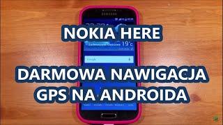 Bezpłatna Nawigacja Offline GPS na ANDROIDA - smartfon/tablet