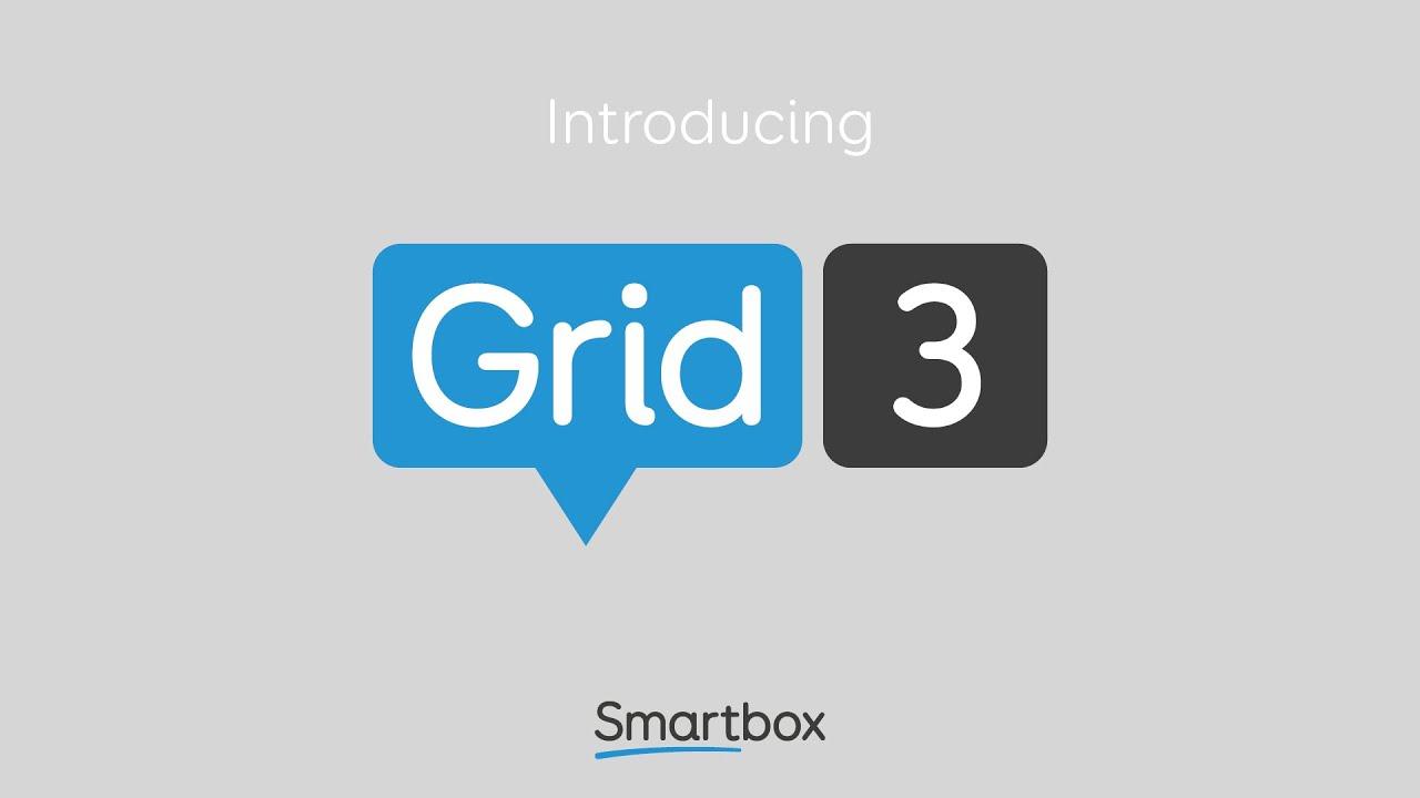 Grid 3 - thinksmartbox com
