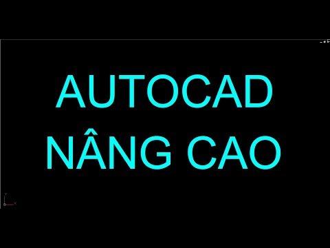 Cách tạo Khung tên Block Attribute siêu tiện dụng trong AutoCad - Phần 2