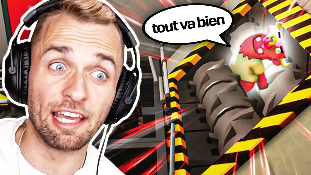 Download QUE PERSONNE NE PANIQUE… 🙂 (Gang Beasts ft. Locklear, Doigby)