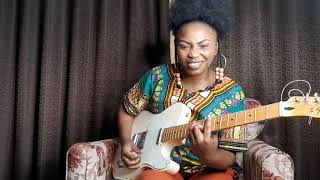 highlife guitar //ebezina by osadebe..helen ibe cover