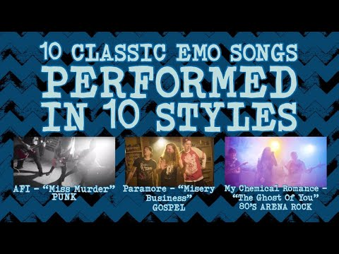 Cole Selleck - Emo Classics Updated In Different Genres