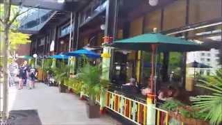 #52.США.Обзор мексиканского ресторана и места его расположения.