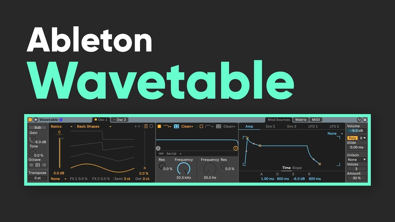 Ableton live site