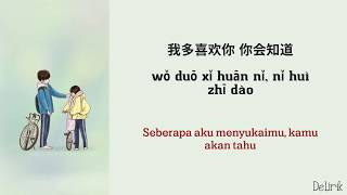 A Love So Beautiful OST [Versi Mandarin] - 我多喜欢你,你会知道 (Lirik video dan terjemahan)
