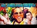 Reaccion: Singapur Remix - El Alfa, Farruko, Myke Towers, Justin Quiles, Chencho Corleone