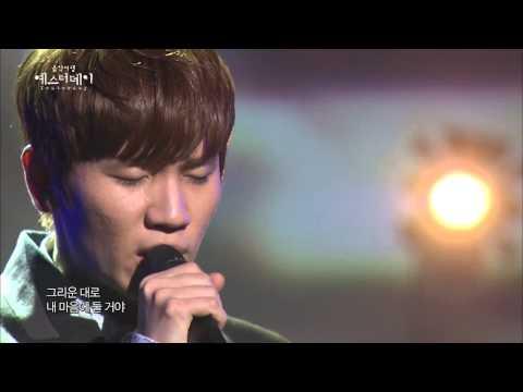 [HOT] K.will - Bygone love, 케이윌 - 옛사랑, Yesterday 20140201