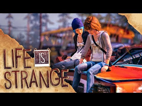 LIFE IS STRANGE: USING MY POWER!