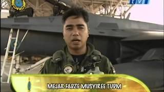 TUDM - Gagah Merentasi Angkasa Raya (TV1)