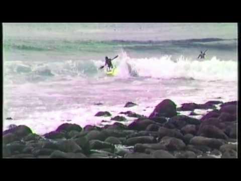 1988 Southern Cape waveski champs without music
