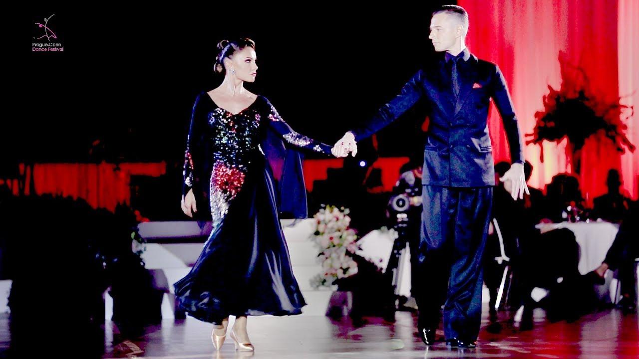 Sergiu Rusu - Dorota Rusu | 2018 PODF - Night Of Nine, Prague | Showcase Tango