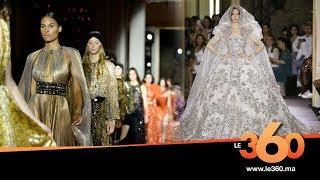 Le360.ma • Fashion Week 3 : la première collection de Zuhair Murad en hommage au Maroc