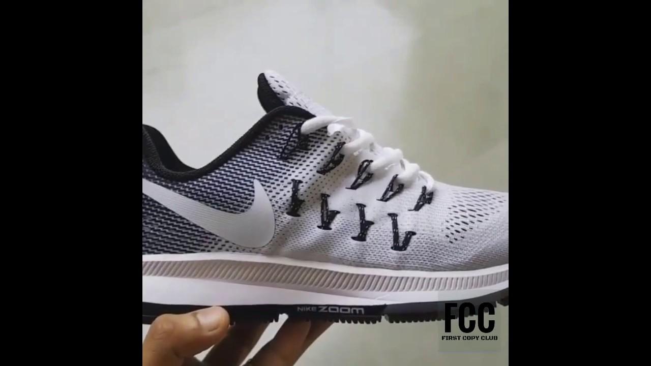 77b525762e2e6 How to buy Nike Zoom Pegasus 33 White in insta - YouTube