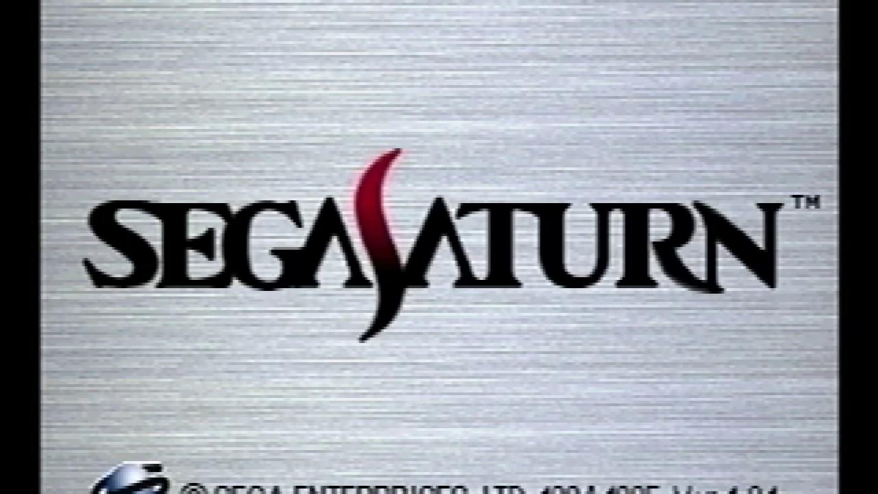 Sega Saturn - Japanese startup (Bios V 1 0 1)