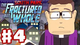 South Park: The Fractured But Whole - Gameplay Walkthrough Part 4 - South Park Church!