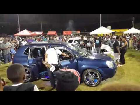 Anguilla car show 2015 Clarity Test