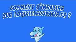 Comment s'inscrire sur logicieleducatif.fr ?