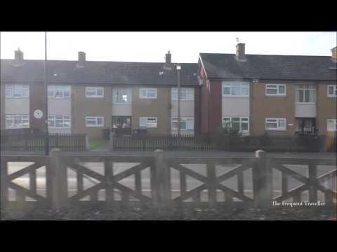 Full Journey! Fleetwood to Starr Gate - Blackpool Trams - Flexity 2