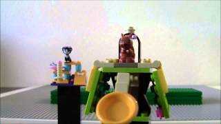 Lego Friends 41017, 41018, 41019, Squirrel's Tree House, Cat's Playground, Turtle's Little Oasis