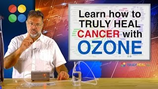 Ozone therapy for cancer patients. In this video, Marcus Freudenman...