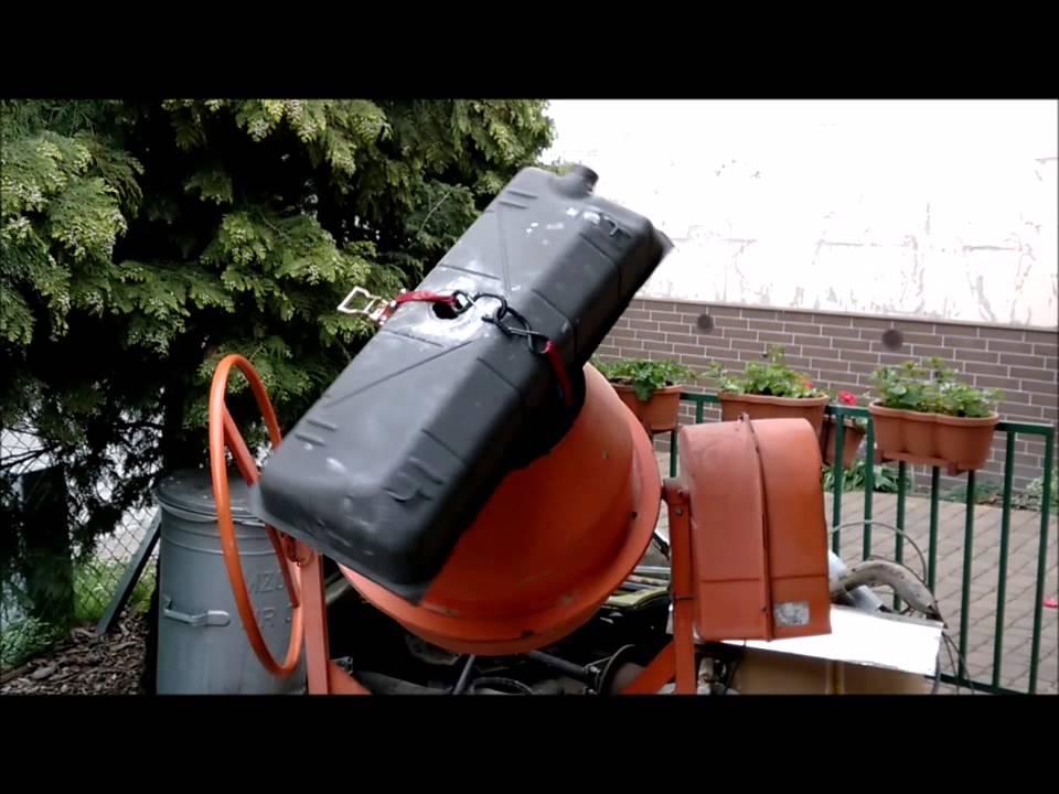 Najnowsze Czyszczenie zbiornika paliwa. - YouTube KU74