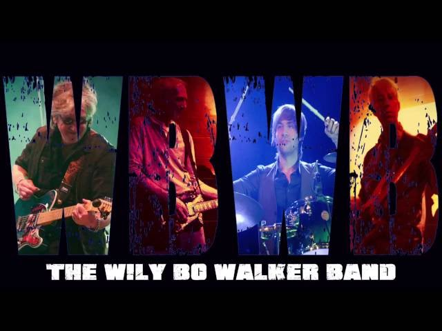 'Chattahoochee Coochee Man Live at the 100 Club, London' by The Wily Bo Walker Band