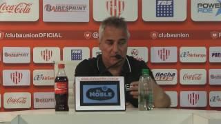 »Video: Leonardo Madelón -  Unión 0 - Aldosivi 0