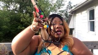 Issa Summer Shoe & Accesory Haul: Ashley Stewart: Curvy Plus Size Wide Width Sandals: Deidra Dazzli