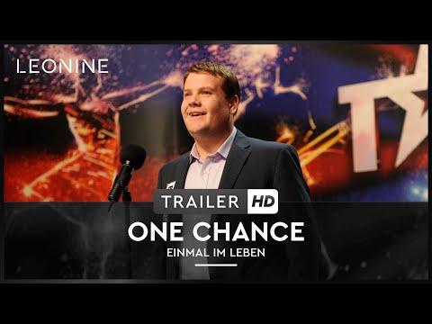 ONE CHANCE - EINMAL IM LEBEN | Trailer | Deutsch