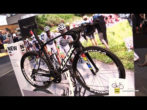 1491b2e397a 2018 Look 795 Aero Light RS Road Bike - Walkaround - 2017 Eurobike - YouTube