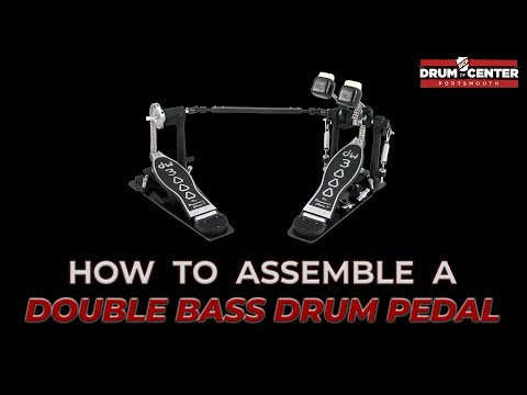 How To Assemble Your Double Bass Drum Pedal