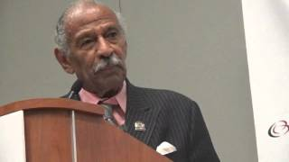 CBC Reparations Panel - Cong. Conyers's Closing Remarks